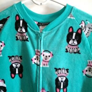 JOE BOXER Long Johns Boston Terriers Size XL